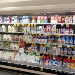 Az amerikaiak szeretik a tejet és a tejes cuccokat