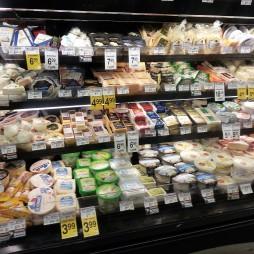 A sajtokat is szeretik...
