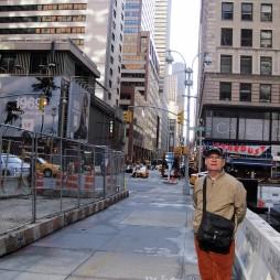 Lali a Time Square-en