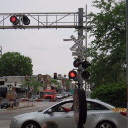 Vasúti átjáró, Kirkwood