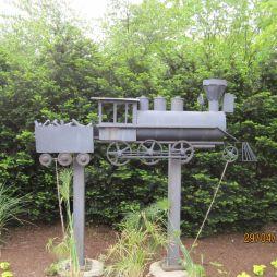 Az állomás kertje, Kirkwood