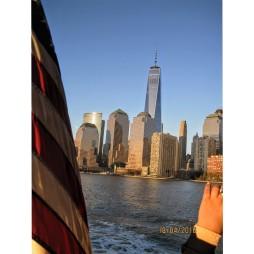 Downtown Manhattan, Harbor Light Cruise
