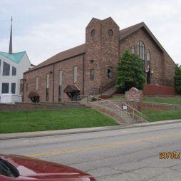 Metodista templom, Eureka