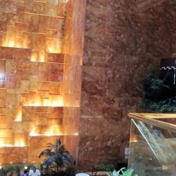 A lobby-szökőkút