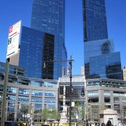 Time Warner Center, Columbus Circle W 59th St.