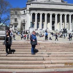 Columbia főépület