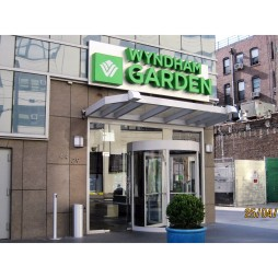 A Wyndham Garden LIC