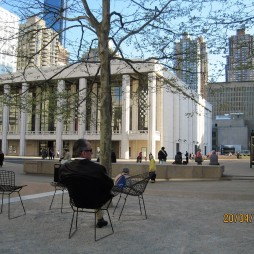 Lincoln Center W 66th St.