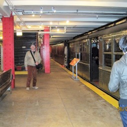 NYC Transit Museum, Brooklyn