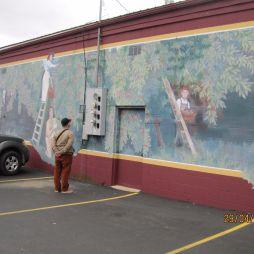 Mural City Cuba, plussz villanyórák a falon