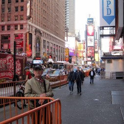 Lali a Time Square-en