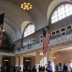 Ellis Island főépület