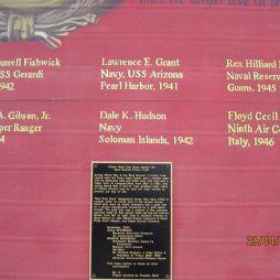 A cubai veteránok háborús emlékműve