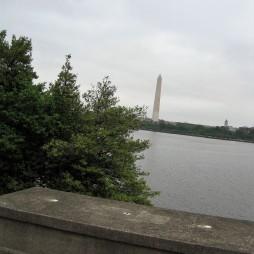 A Potomac Arlington felől