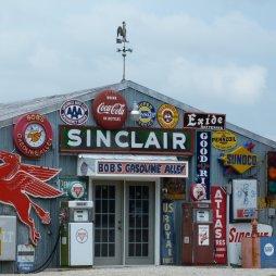 A híres 66-os Sinclair autósbolt