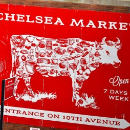 Chelsea Market 9th Ave./W15th-W16th St. (ca. 1890)