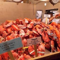 Homárpult, Chelsea Market