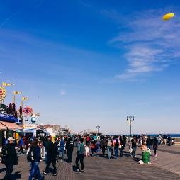 A Coney Island faburkolatú partisétánya
