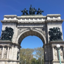 Grand Army Plaza, Brooklyn near Prospect Park