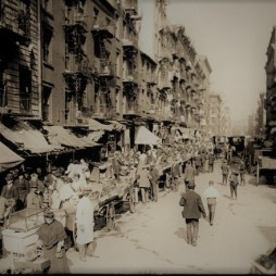 A Lower East Side 1908-ban