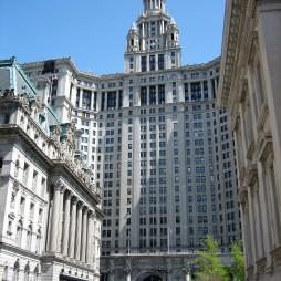 Municipal Bldg. (NYC Önkörmányzat)