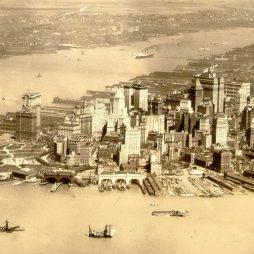NYC 1900 körül