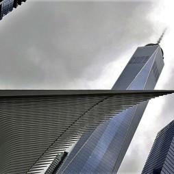 Az Oculus szárnya, 9/11 Memorial/One World