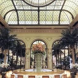 Egy Plaza Hotel belső