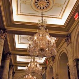 Egy másik Plaza Hotel belső