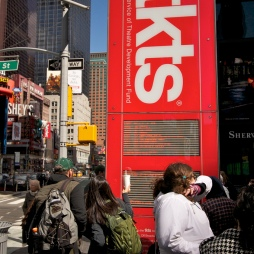 Time Square TKTS