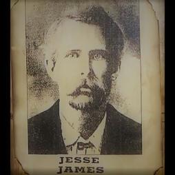 Jesse James, 1847. szept. 5. - 1882. ápr. 3.