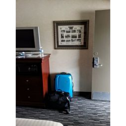 A Best Western Rail Haven motel