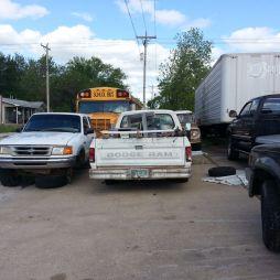 Salvage Yard - Autóbontó