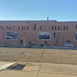 Mural Painting, Tucumcari