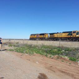 Railfanning... BNSF-Monster