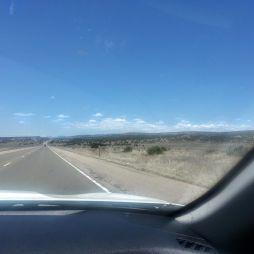 Santa Rosa felé...