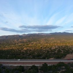 Kilátás az Operaháznál, Santa Fe