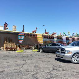 Beértünk Albuquerque-be