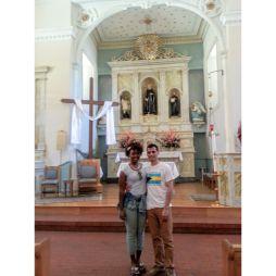 Ez még nem az esküvő, San Felipe de Neri