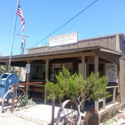 US Post Office, Oatman, AZ