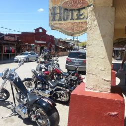 66-os roadsiderek, Oatman
