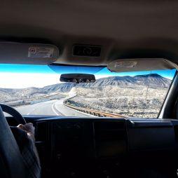 Úton a Grand Canyonhoz