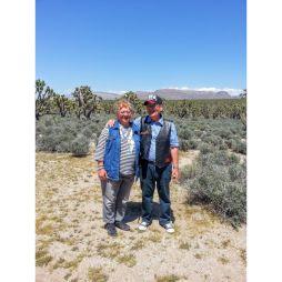 Joshua Tree Forest az US-93-on a Grand Canyon és Las Vegas között