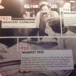 Las Vegas idővonal, Whiskey Pete's Hotel & Casino