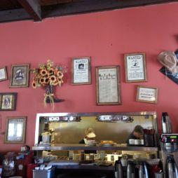 Az étterem, Calico.