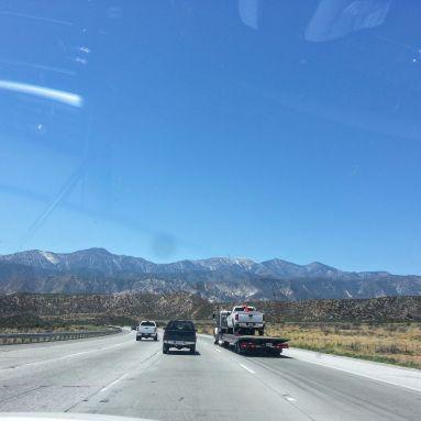 Los Angeles felé