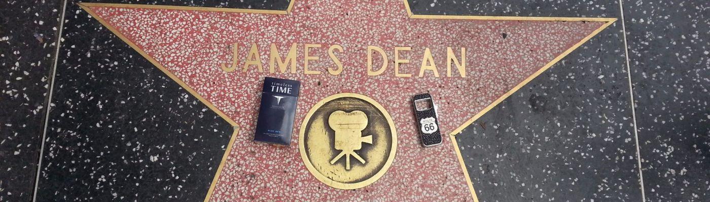 Walk of Fame James Dean