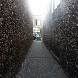 Rágógumi Alley, San Luis Obispo