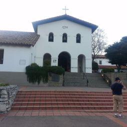 Mission San Luis Obispo de Tolosa, CA