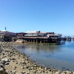 Halászkikötő, Monterey, CA